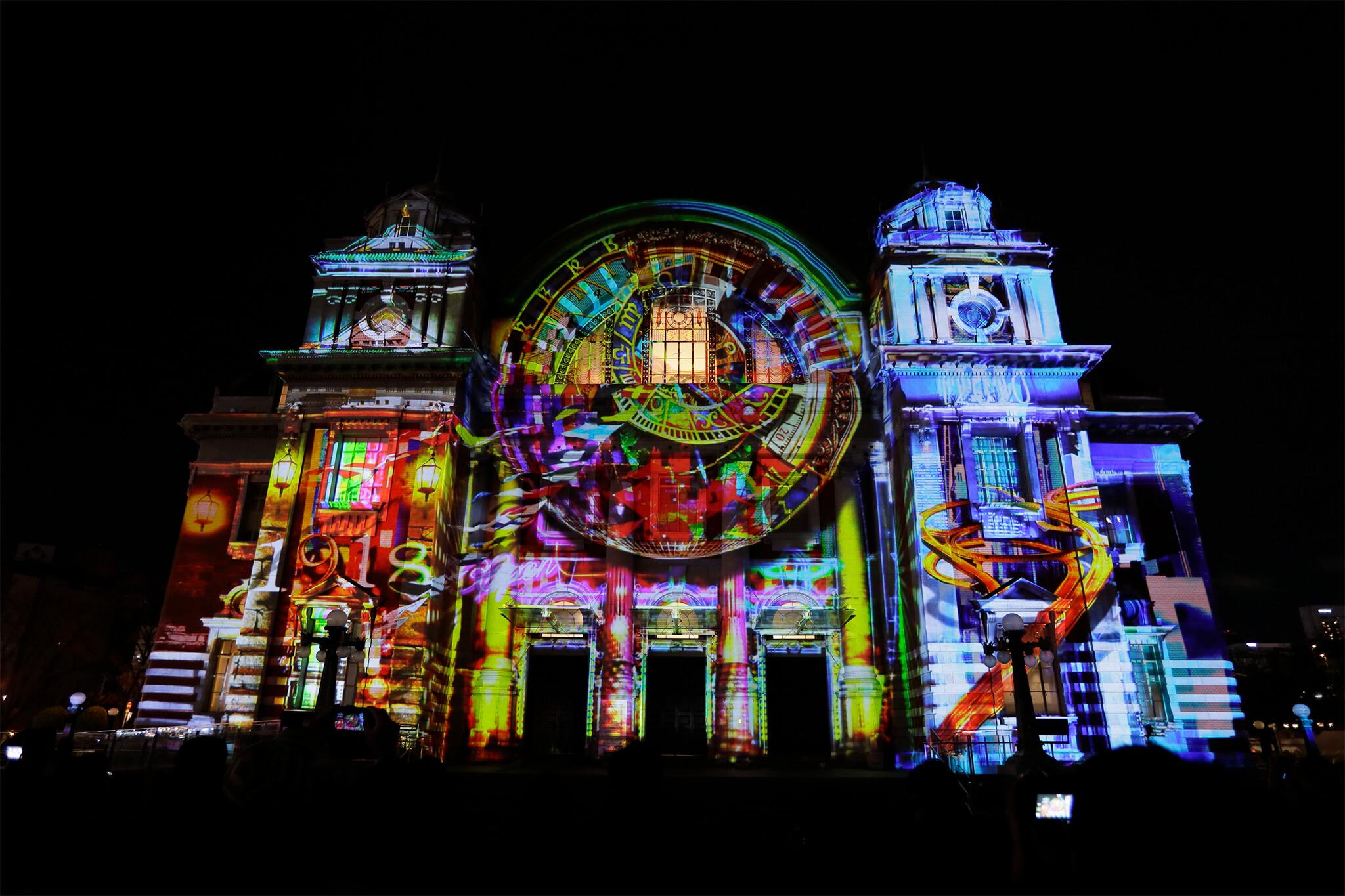 OSAKA光のルネサンス2016「大阪・未来創造プロジェクト」