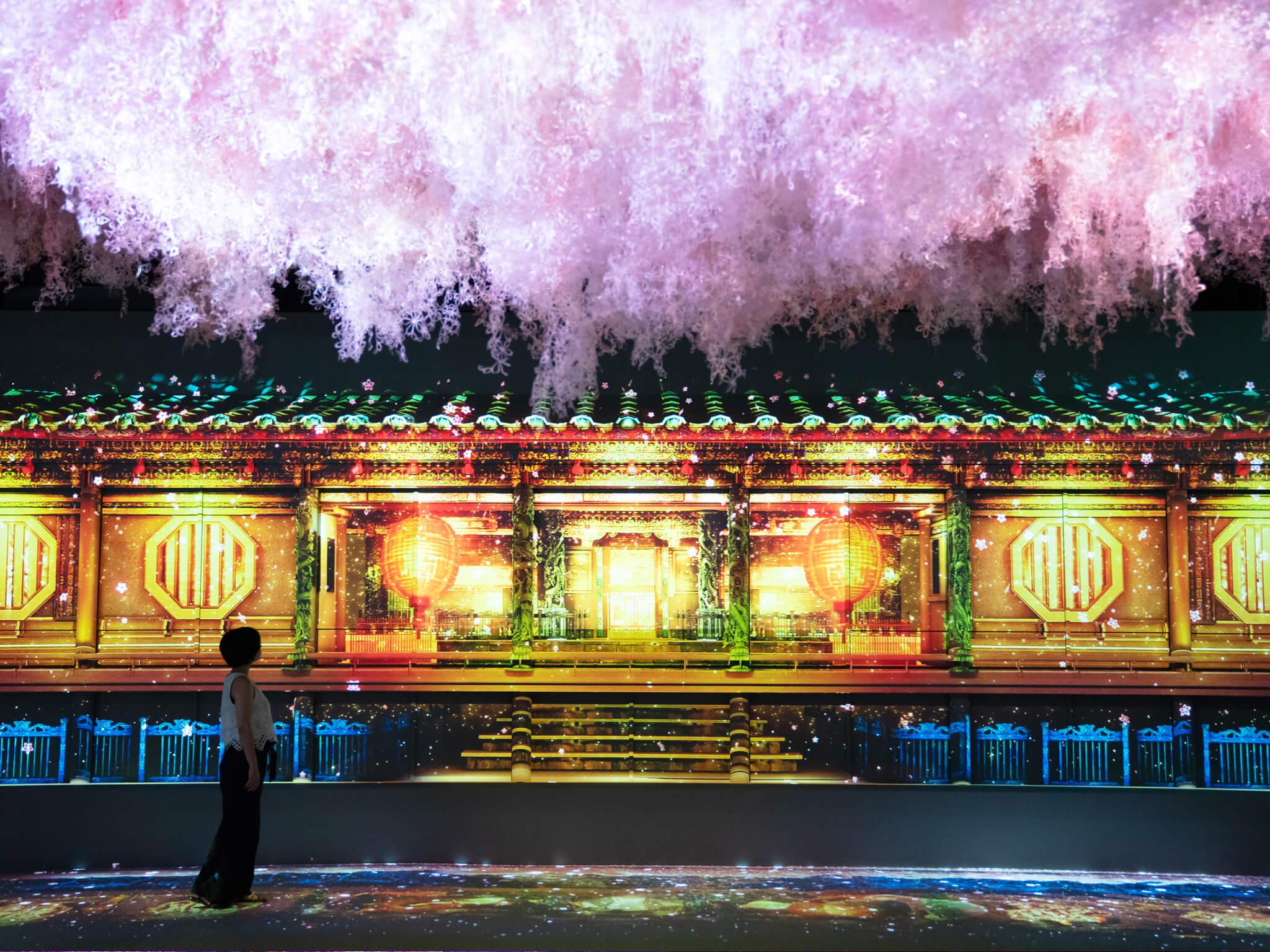 台北 華山文創園區「TOKYO ART CITY BY NAKED IN TAIPEI」