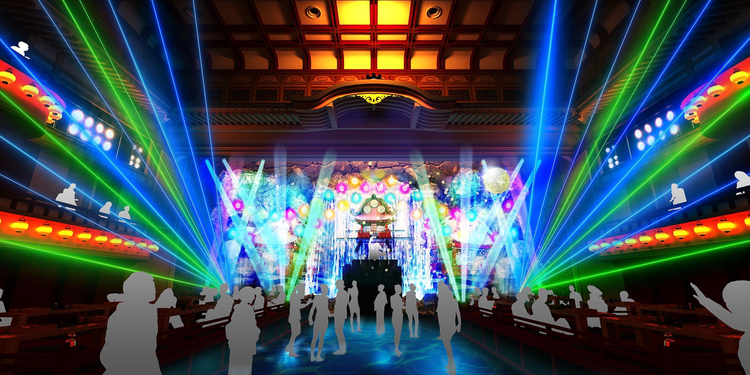 京都・南座新開場記念「京都ミライマツリ2019」