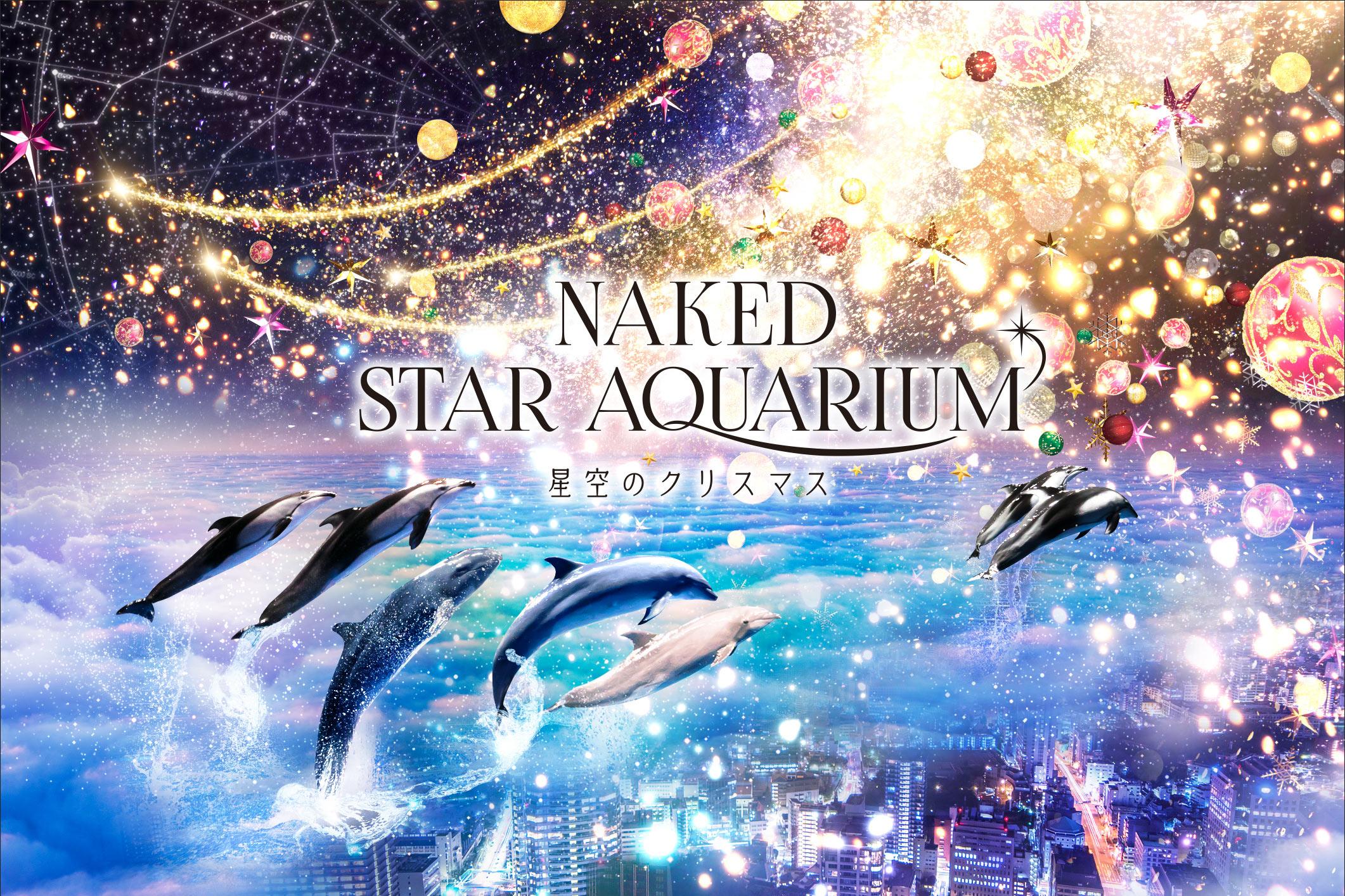 NAKED STAR AQUARIUM -星空のクリスマス-