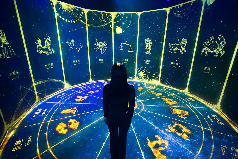 「HOROSCOPE」/占法:西洋占星術